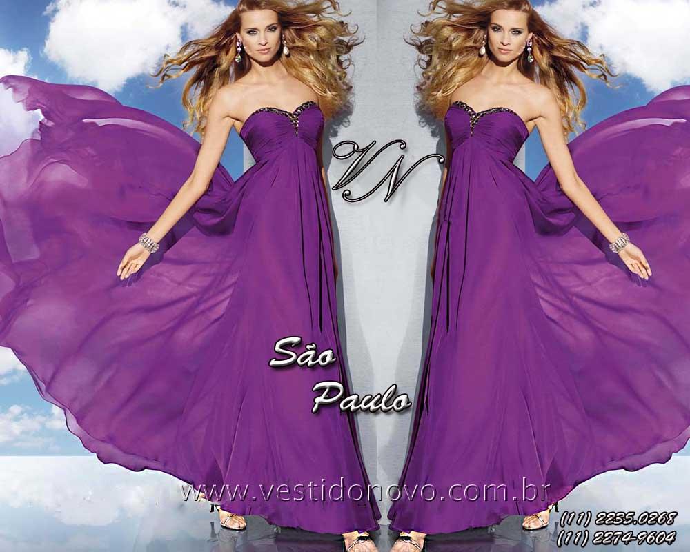80653275aafe9 Vestido plus size de formatura
